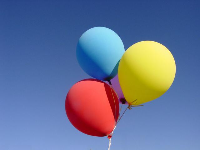 Uçan Balon Meditasyonu